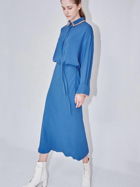 AND YOU Maui Semi Mermaid Skirt - Royal Blue