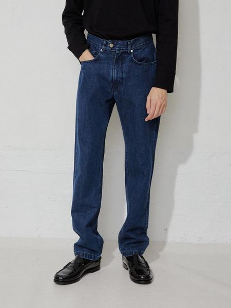 L'Homme Rouge Flow Jeans - Blue