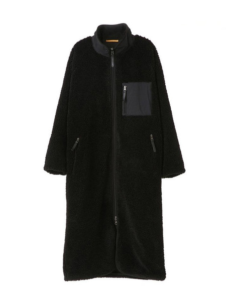 Unisex HIDEOUT Jekyll And Hyde Jacket - Black
