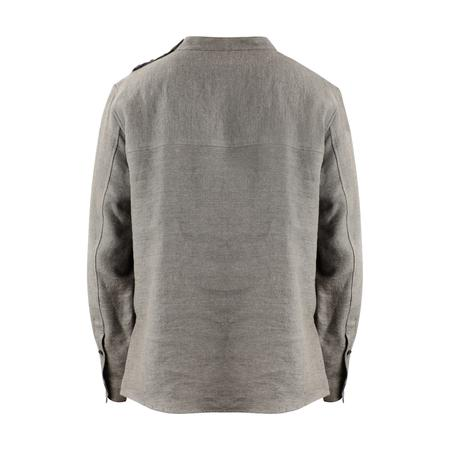 Robert Geller Pullover Shirt - GREY