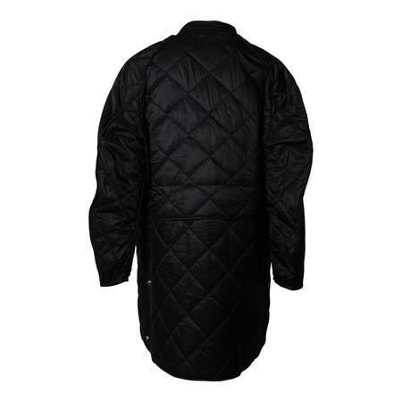 OAMC Quilted Squad Coat - BLACK