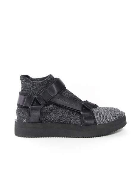 Brandblack Tabi Sandal - Grey/Black