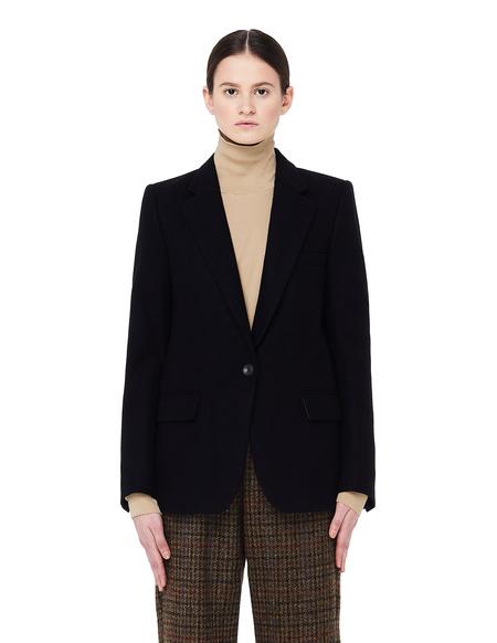 32 Paradis Black Cashmere Jacket - Black