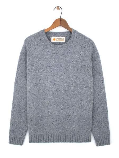 Mollusk Cambridge Sweater - Mull
