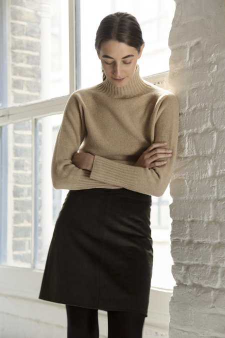 The Acey Margot Midi Skirt