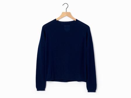M.Patmos Mer Sweater - Black/Navy