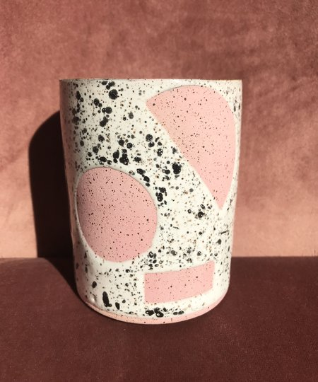 Recreation Center Rocks Tumbler - Pink