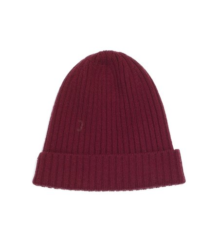 American Trench Merino Watch Cap - Oxblood