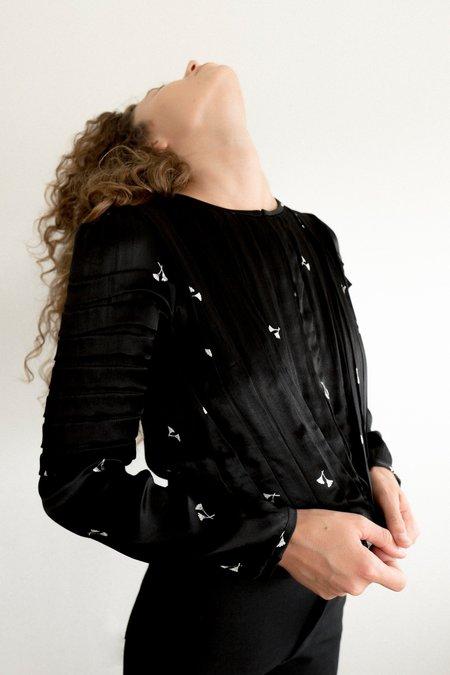 Maria Stanley Eva Jacket - BLACK