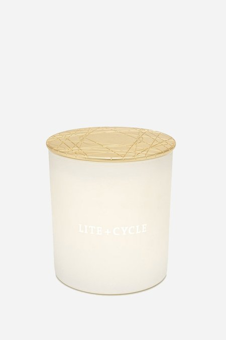 Lite + Cycle Bergamot Vessel Candle
