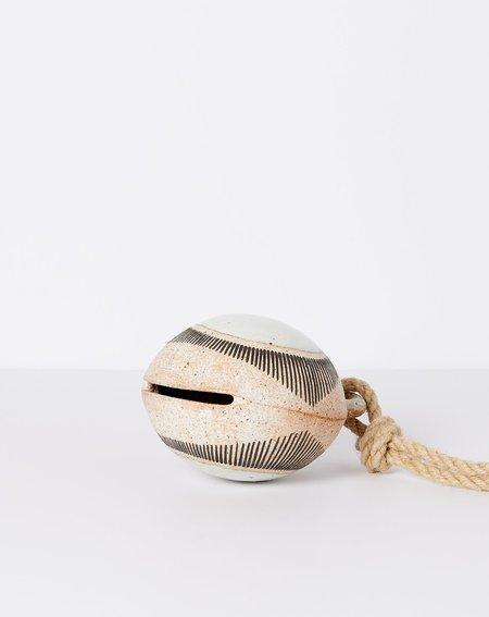 MQuan Studio Large Domed Jingle Bell - New Eye White