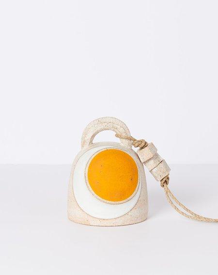 MQuan Studio Small Round Bell - Marigold Crescent