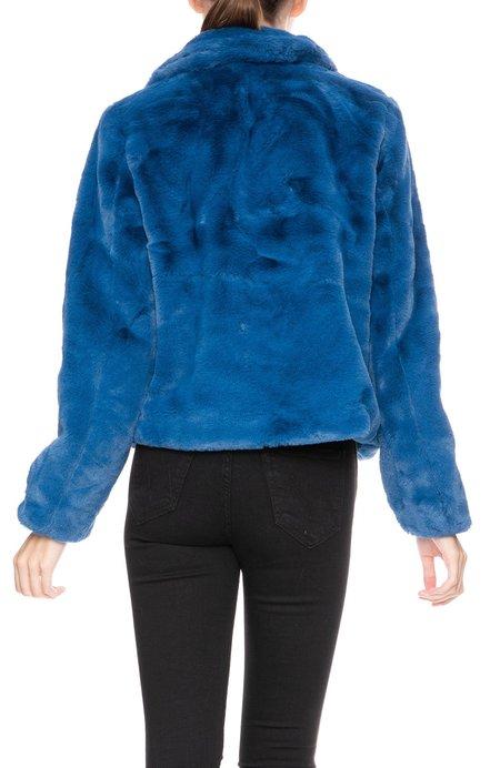 Apparis Leila Faux Fur Jacket