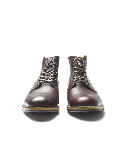 Viberg Service Boot - Brown Calf Skin