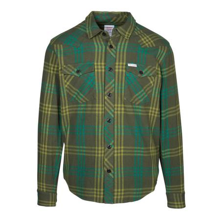 Topo Designs Mountain Shirt - GREEN