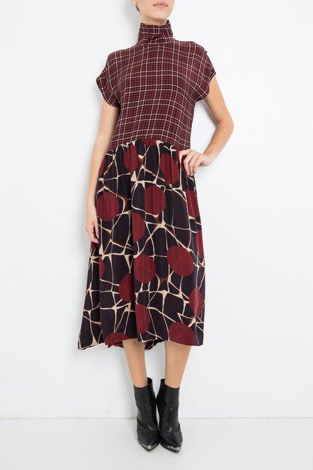 Tela DOPPIATO/MIX DRESS - Multi