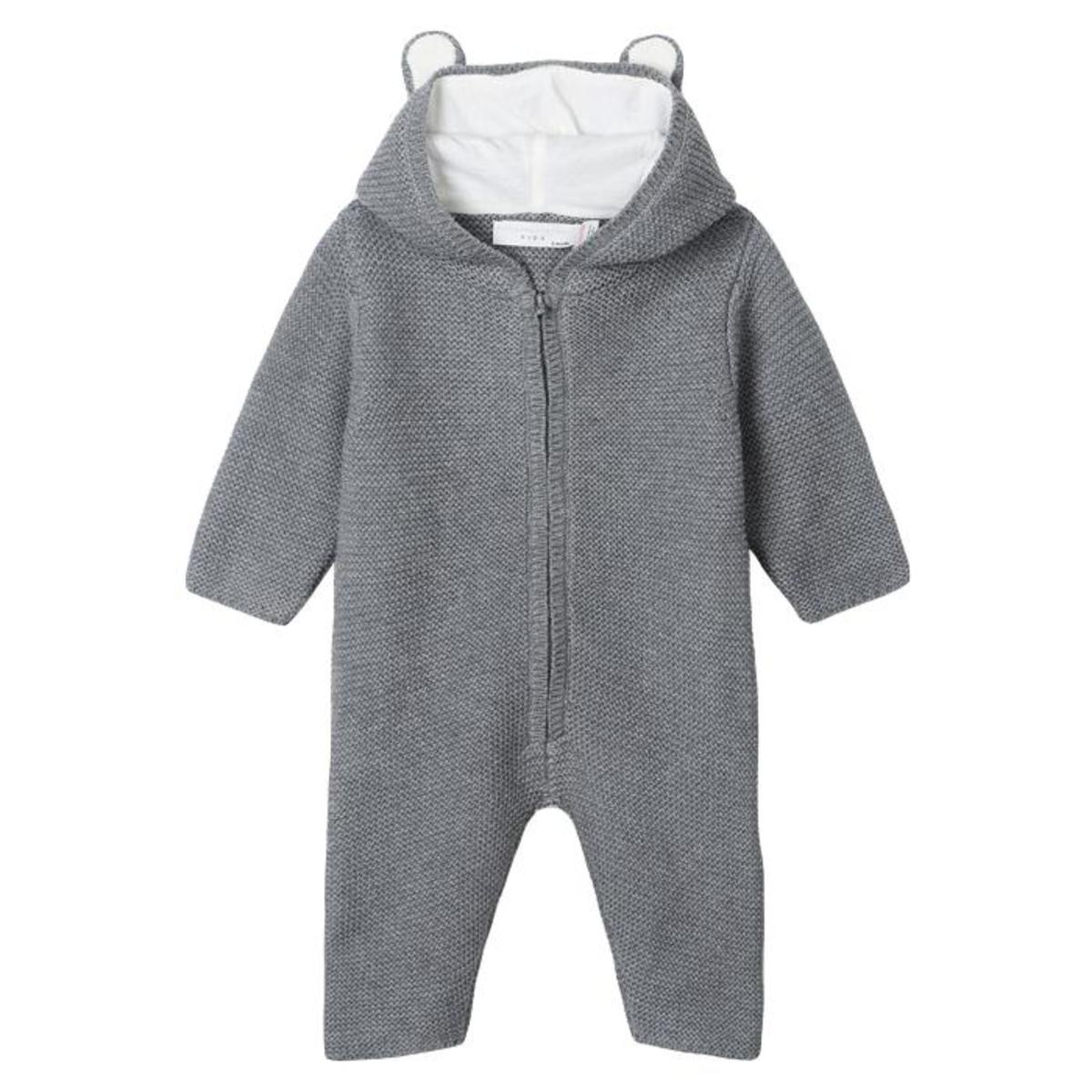 f4af225cb2d1 KIDS Stella McCartney Baby Acorn Bunny Knit Jumpsuit With Hood ...