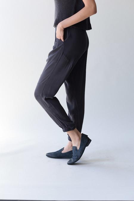 Private 0204 Silk Pants - Japanese Blue