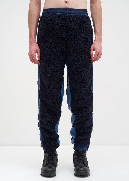 Ambush NOBO Fleece Pants - Blue