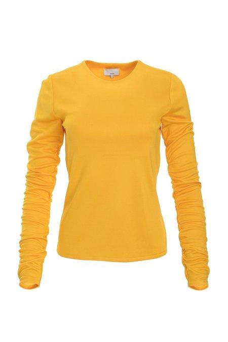 DAMA Ekkara Top - Yellow