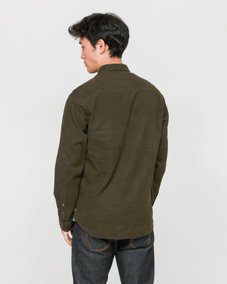 SUIT Pacific Shirt - Dark Green