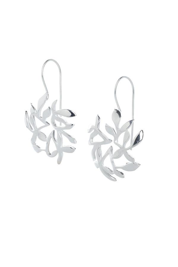 Touch of Silver Lila Earrings