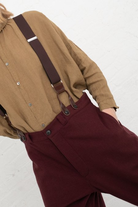 ICHI ANTIQUITES Suspender - Brown