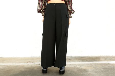 Vivetta Dodoma Long Trouser - Black