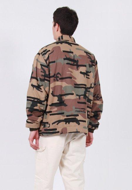 Maharishi Camo Deck Jacket - Woodland