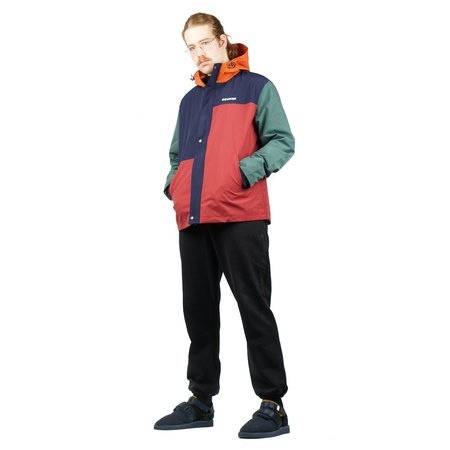 Aimé Leon Dore COLOR BLOCKED PARKA - Multi