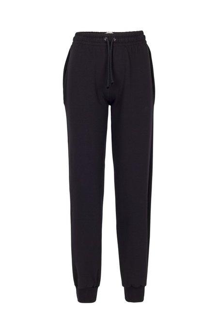 Signe Winter Sweat Pants - Black