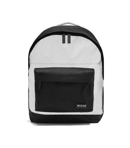 Nicce Nate Reflective Backpack  - Black