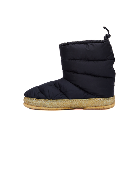 Maison Margiela Quilted Padded Snow Boots - Black