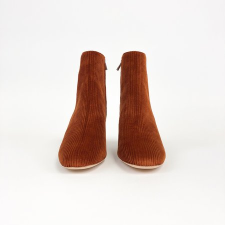 Loeffler Randall Cooper Boots - Cinnamon