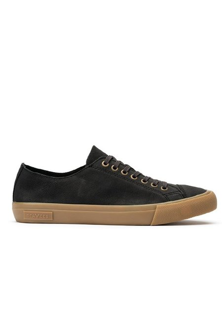 SeaVees Army Issue Low Sneaker - Midnight