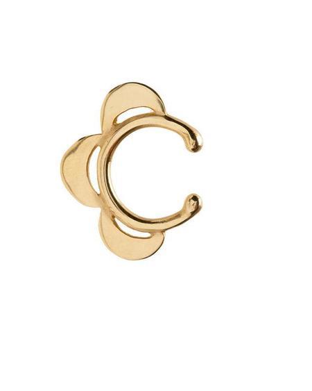 Scosha LUNA CARAVAN EAR CUFF -  Gold