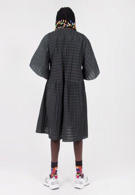Henrik Vibskov Milli Dress - Moss Black