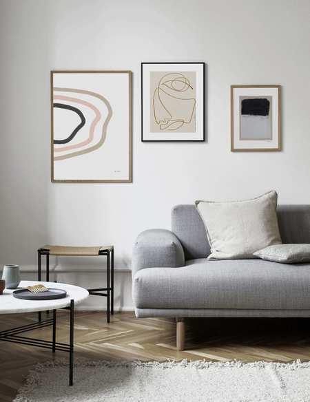 Berit Mogensen Lopez Painted Surface Art Print