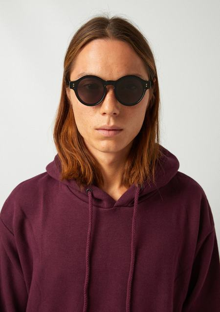Unisex Kaleos Beckett Sunglasses - Black