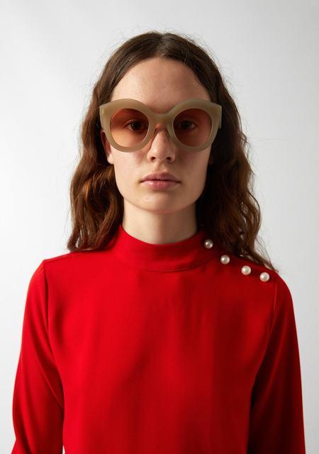 Kaleos Shawer Sunglasses - Taupe