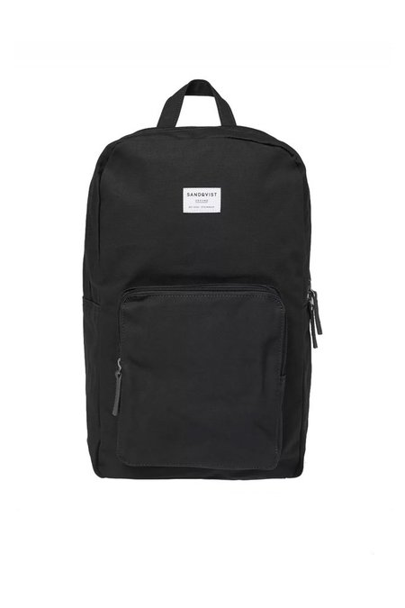 Sandqvist Kim Backpack - Black