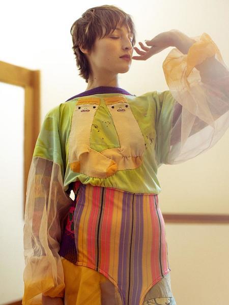 Femail Two Sock Dress