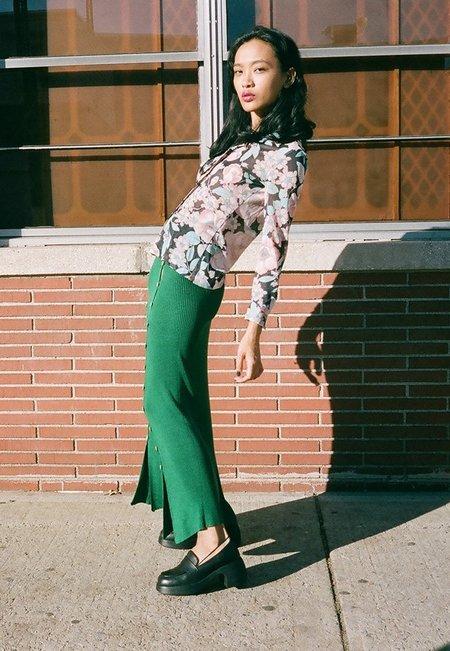 Baserange Loulou Skirt - Green