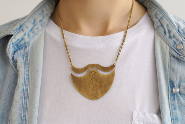 Seaworthy TRILO NECKLACE