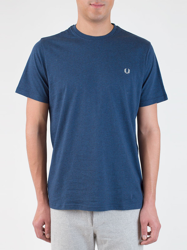 Men's Fred Perry Crew Neck T-Shirt
