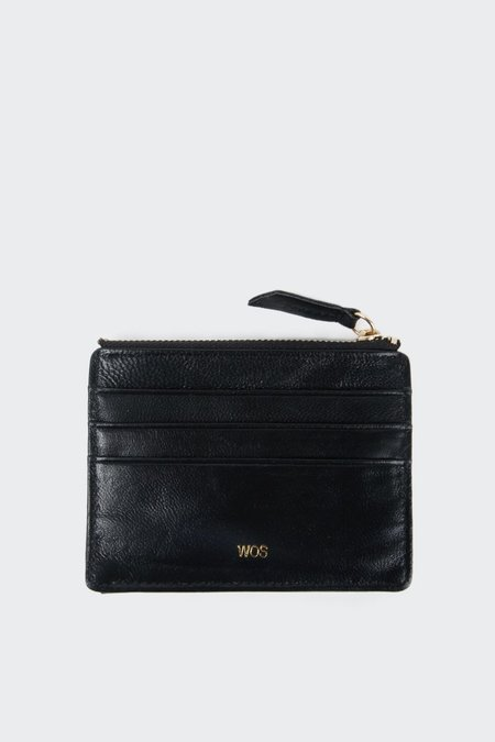 Wos Street Sensation Wallet - Black