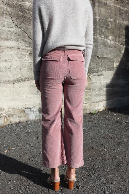 Hansel from Basel Coastal Pant - Rose