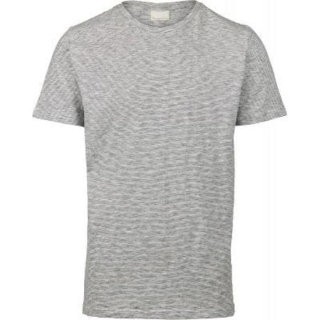 Knowledge Cotton Apparel Yarndyed Striped T-shirt - GOTS