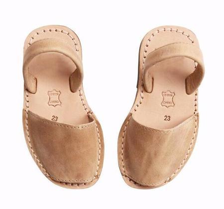 KIDS Belle Enfant Avarca Sandal - BEIGE