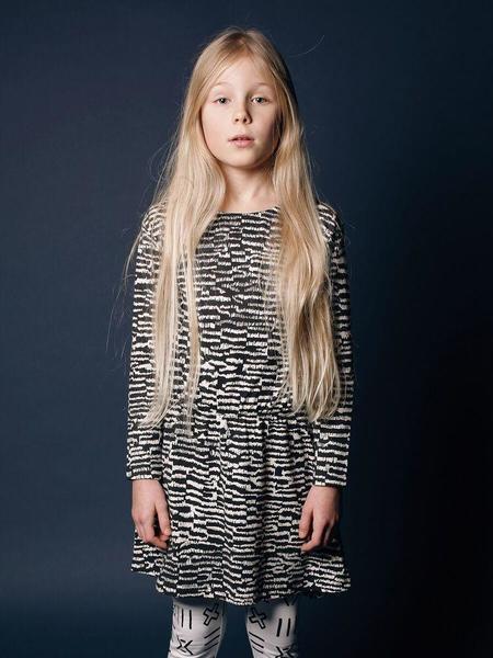 KIDS MAINIO Binga Dress